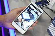 [Hands-on] มือถือ i-mobile IQ 5.1 ในงาน Thailand Mobile Expo 2013 Hi-End (TME 2013)