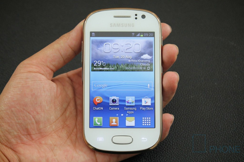 Samsung Galaxy Fame mini review