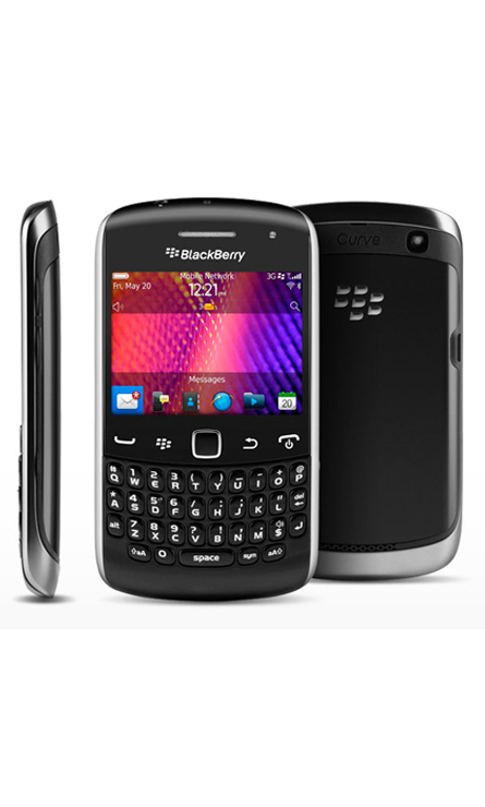 BlackBerry Curve 9360 4