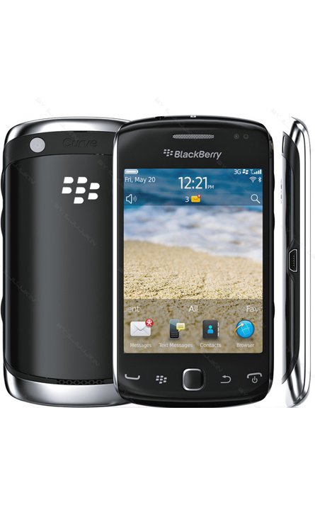 BlackBerry Curve 9380 2