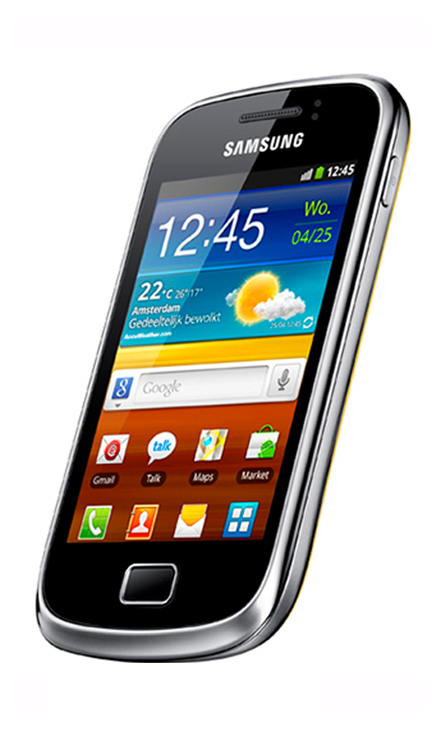 Samsung Galaxy Mini 2 2