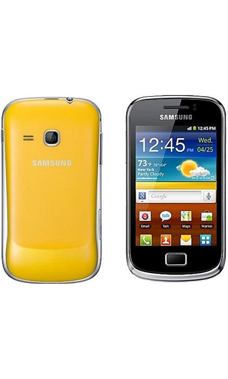 Samsung Galaxy Mini 2 3