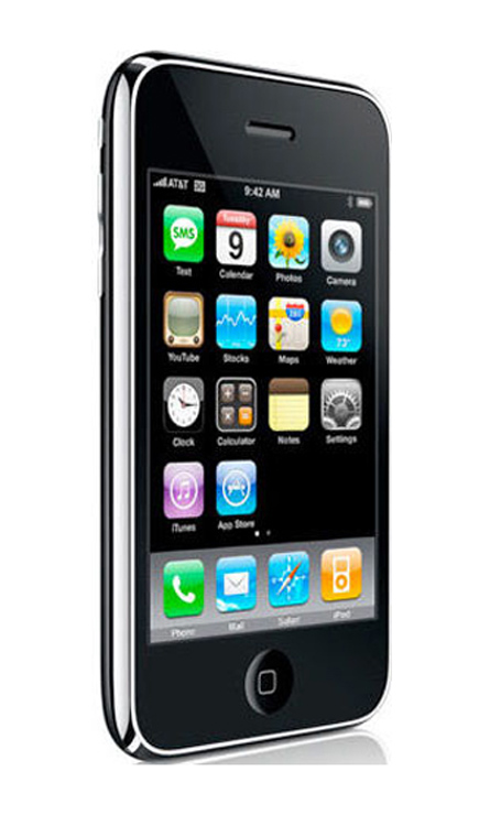 Apple iPhone 3GS 8GB 3