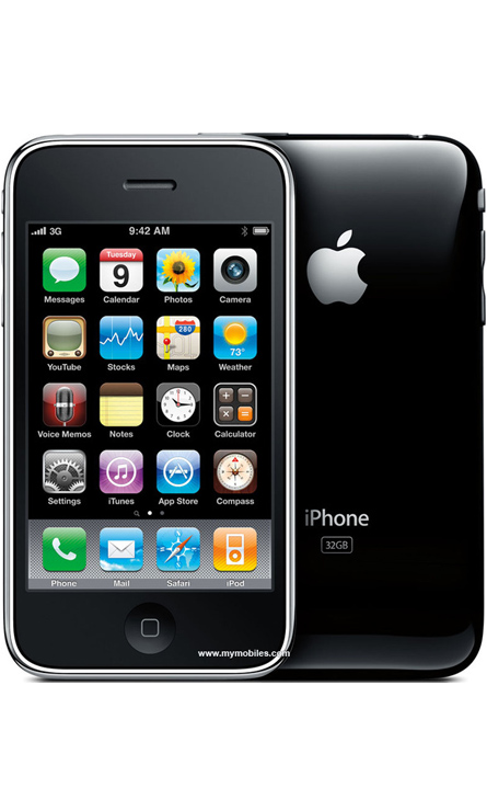 Apple iPhone 3GS 8GB 4