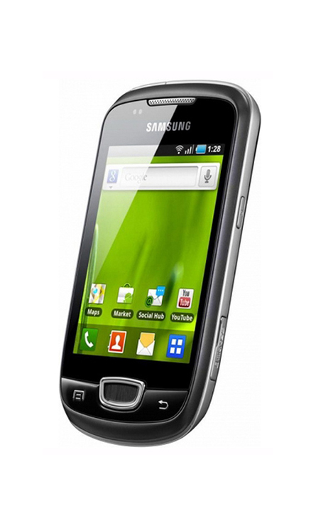 Samsung Galaxy Pop Plus 0