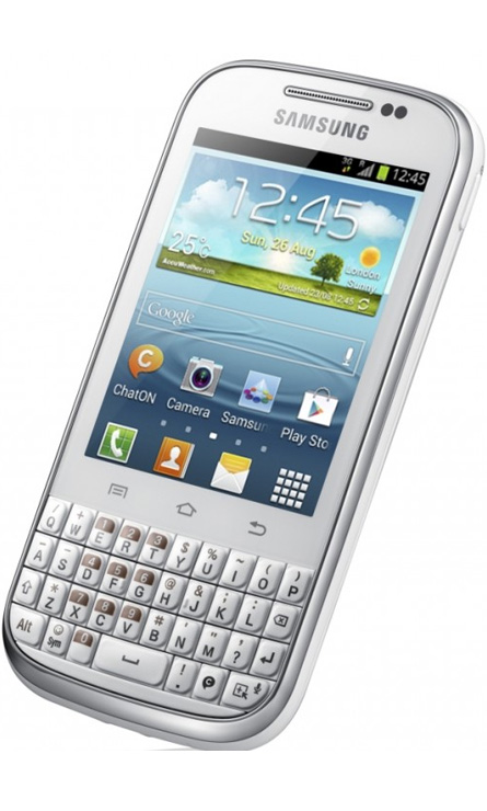 Samsung Galaxy Chat 1