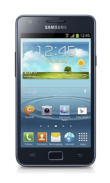 Samsung Galaxy S II Plus 2