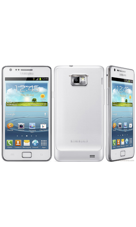 Samsung Galaxy S II Plus 3