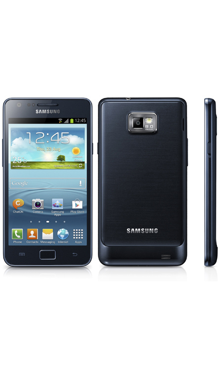 Samsung Galaxy S II Plus 4