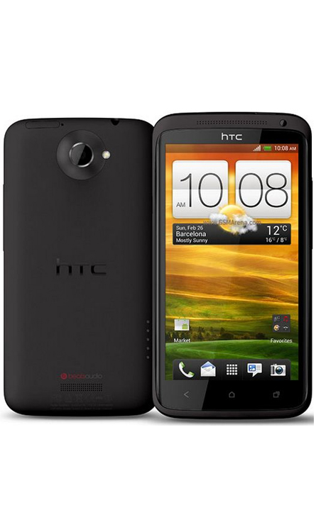 HTC One X Plus 3