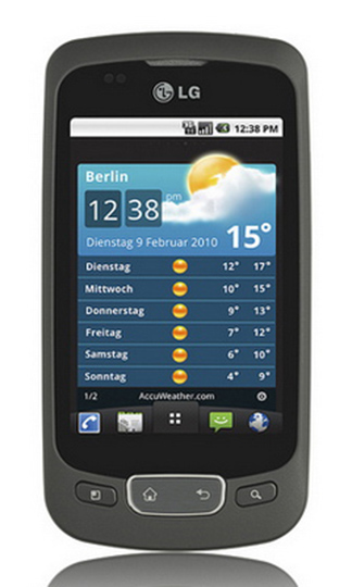 LG Optimus One 1