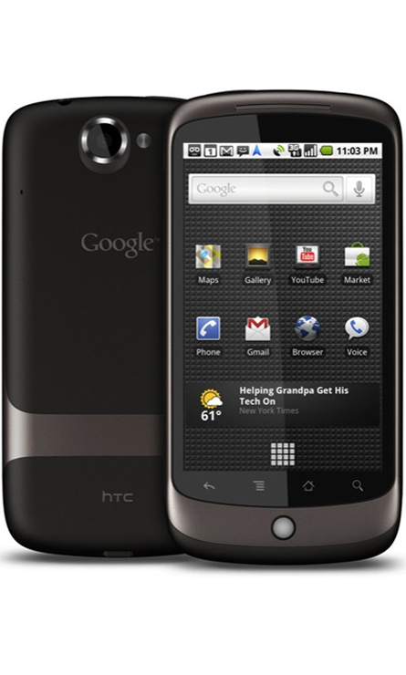 Google Nexus One 3