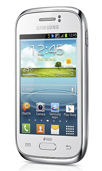 Samsung Galaxy Young 4