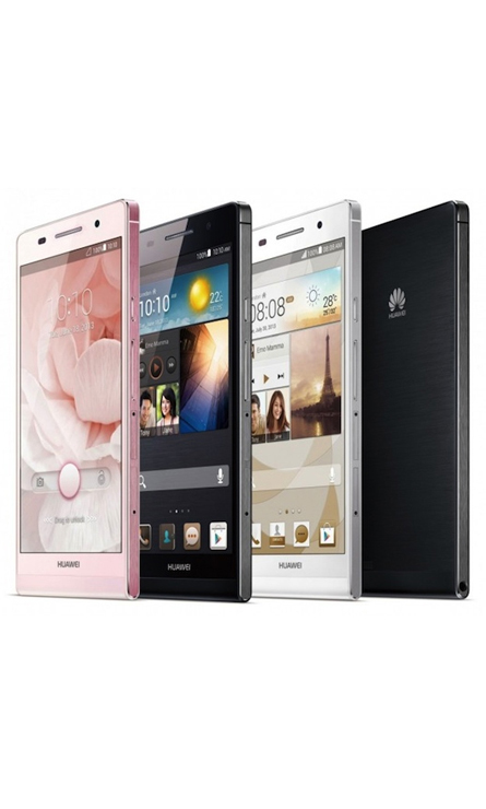 Huawei Ascend P6 3