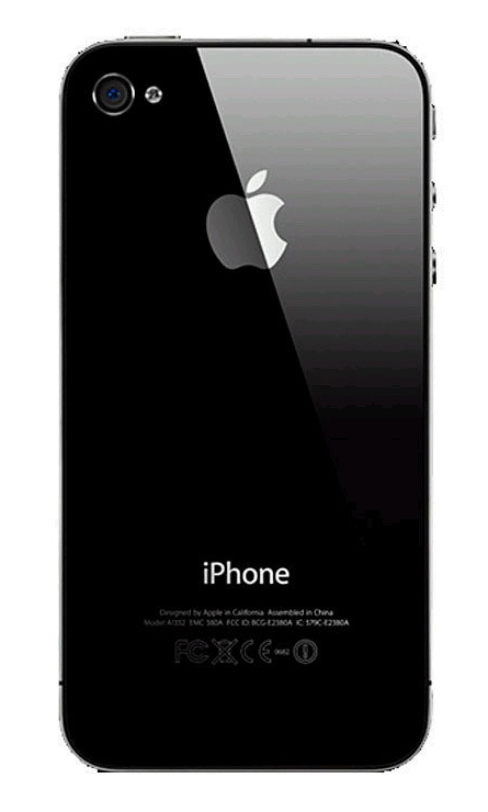 Apple iPhone 4S 8GB 0
