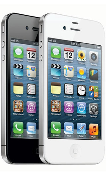 Apple iPhone 4S 8GB 4