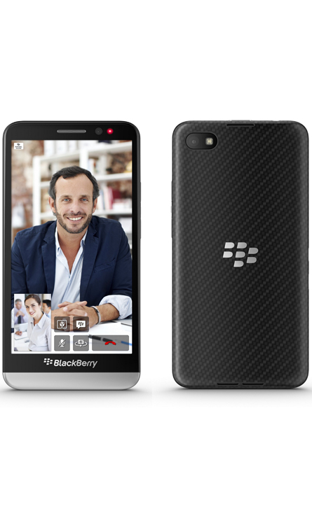 BlackBerry Z30 4