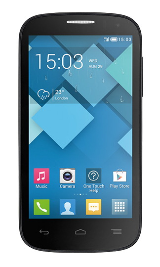 Alcatel OneTouch Pop C5 0