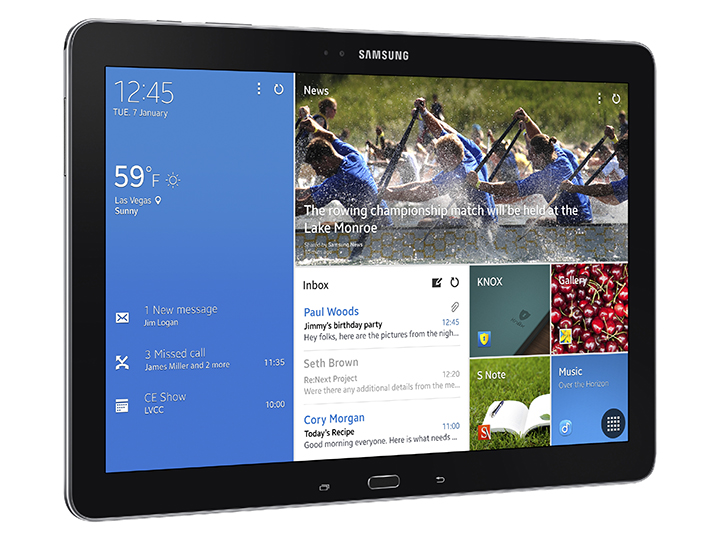 Samsung Galaxy NotePRO 12.2 1