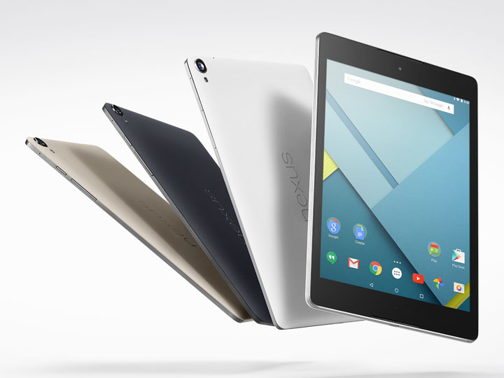 Google Nexus 9 Wifi 0