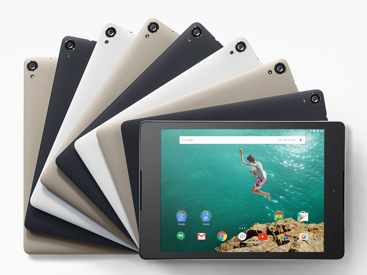 Google Nexus 9 Wifi 3