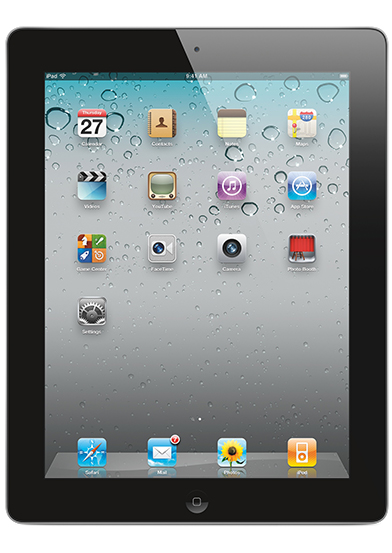 Apple iPad 2 Wi-Fi 64GB