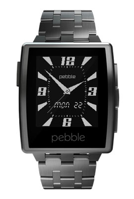 getpebble Pebble Steel