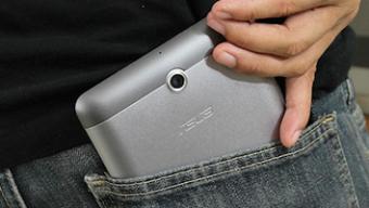 รีวิว ASUS Fonepad: แท็บเล็ตโทรได้ในราคาคุ้มค่า