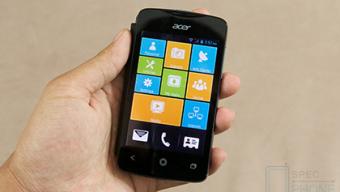 รีวิว Acer Liquid Z3 สมาร์ทโฟนรุ่นเล็กสำหรับผู้เริ่มต้น ด้วยชิป Dual-core ในราคาเบาๆ เพียง 2,590 บาท