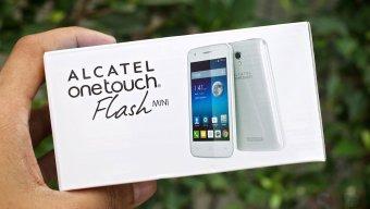 [Review] Alcatel OneTouch Flash Mini รุ่นเล็กมินิ งานประกอบแน่นหนา