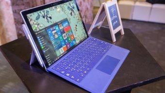 [Hands-on] ลองจับ Surface Pro 4 แท็บเล็ตที่เป็นมากกว่าแท็บเล็ต หน้าจอ 12.3 นิ้ว