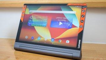 [Review] รีวิว Lenovo YOGA Tab 3 Pro แท็บเล็ตสุดล้ำ ฉายโปรเจคเตอร์ได้ ในราคา22,990 บาท