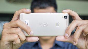 [Review] vivo V3 มือถือบอดี้โลหะสุดแกร่ง พร้อมเซนเซอร์สแกนลายนิ้วมือในราคา 8,990 บาท