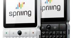 พรีวิววีดีโอ Spriiing Smile สมาร์ทโฟน Android สายพันธุ์ไทย!!! ทัชก็ได้ พิมพ์ก็ดี