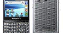 Samsung Galaxy Pro : โทรศัพท์ QWERTY เวอร์ชั่นอัพเกรดจากซัมซุง :)