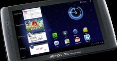 Archos เปิดตัว Archos 70b แท็บเล็ต Honeycomb ในราคาแค่ 6,000 นิดๆ