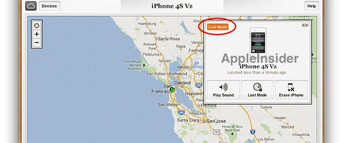 Apple ปรับปรุงระบบ iCloud บนเว็บ เพิ่ม Lost Mode ให้ใช้งานใน