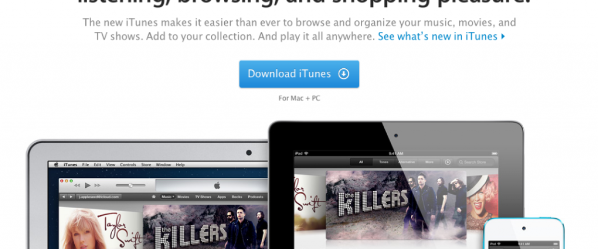 iTunes 11 เปิดดาวน์โหลดแล้วทั้ง Windows และ OS X พร้อมรองรับ iPad