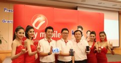 Cherry Mobile : First Step in Thailand
