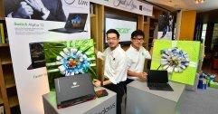"""Acer เปิดตัวโน้ตบุ๊ค 4 รุ่นใหม่ เน้นนวัตกรรมการใช้งานผสานดีไซน์ หรูหรา บางเบา ราคาโดน ๆ ในสไตล์ """"Just For You"""""""