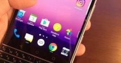 หลุด !! ภาพตัวเครื่อง BlackBerry Mercury ที่มาพร้อมกับคีย์บอร์ดปุ่มกด !!