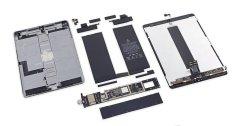 iPad Pro 10.5 ถูกแกะเรียบร้อยโดย iFixit คะแนนซ่อมต่ำเหมือนเดิมที่ 2/10 คะแนน