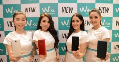 "Wiko ส่ง ""View Series"" สมาร์ทโฟนหน้าจอไร้ขอบรวมทุกเทคโนโลยีในราคาที่จับต้องได้"