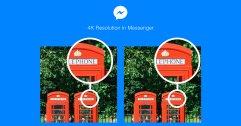 Facebook Messenger ปล่อยอัพเดตใหม่ สามารถส่งภาพความละเอียดสูงได้ แต่พี่ไทยรอไปก่อนนะ!!