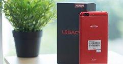 [Review] Aston Legacy X100 กล้อง 4 ตัว พร้อมกับสีแดงแรงฤทธิ์ ในราคา 4,990 บาท !!