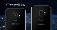 เผยขนาด Samsung Galaxy S9/S9+ จากภาพเรนเดอร์เปรียบเทียบกับเรือธงรุ่นอื่น ๆ