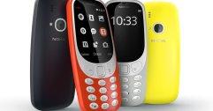 เผยรายละเอียด Nokia 3310 4G เบากว่าเดิม รอมเยอะกว่าเดิม เตรียมเปิดตัวเร็ว ๆ นี้ !!