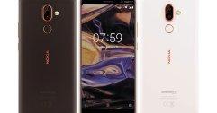 หลุด !! ภาพตัวเครื่อง Nokia 7 Plus ใช้หน้าจอ 18 : 9 เตรียมเปิดตัวปลายเดือนนี้ !!