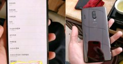 หลุดราคา OnePlus 6 รุ่น Ram 8 GB/ ROM 256 GB หน้าจอ 19:9 มีติ่ง ราคาประมาณ 23,000 บาท!!