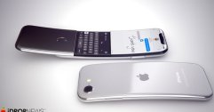 What?? ชมภาพเรนเดอร์ Banana iPhone คอนเส็ปสุดแหวก iPhone เครื่องโค้งแบบ Nokia 8100
